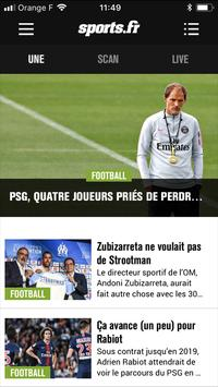 Sports.fr poster
