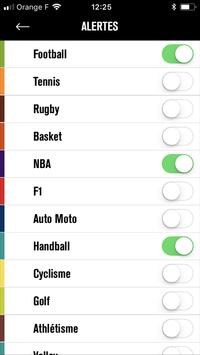 Sports.fr screenshot 3