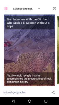 News web apk screenshot
