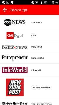 News View screenshot 1