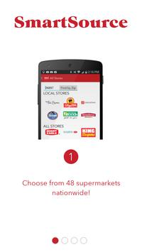SmartSource Coupons apk screenshot