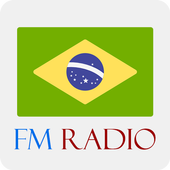All Brazil FM Radios Stations icon