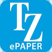 TZ ePaper icon