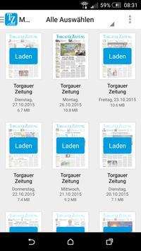 TZ ePaper apk screenshot