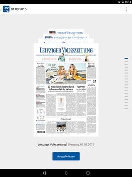 LVZ E-Paper apk screenshot