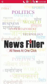 NewsFiller poster