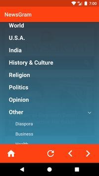 NewsGram apk screenshot