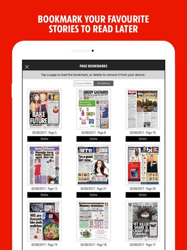The Scottish Sun – Latest news, sports, showbiz, and ...