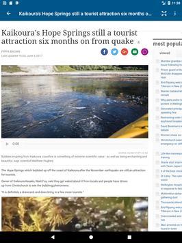 New Zealand News screenshot 13