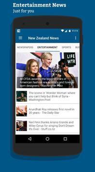 New Zealand News screenshot 2