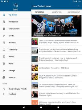 New Zealand News screenshot 6