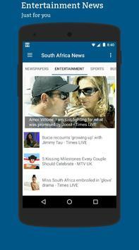 South Africa News screenshot 2