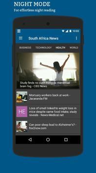 South Africa News screenshot 3