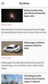 News Journo - Indian news screenshot 1