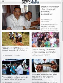Newsmada - Actus de Madagascar poster