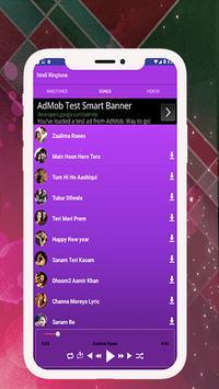Hindi Ringtones free download screenshot 4