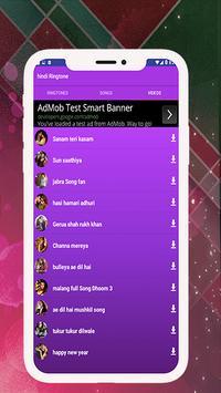 Hindi Ringtones free download screenshot 5