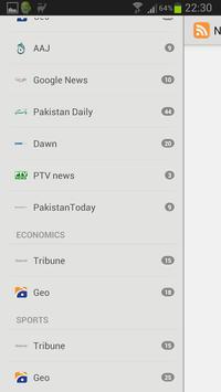 Pakistan News apk screenshot
