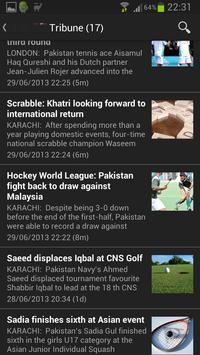 Pakistan News apk screenshot
