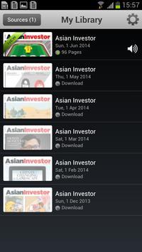 AsianInvestor Magazine poster
