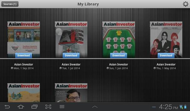 AsianInvestor Magazine screenshot 4