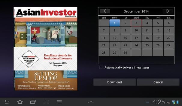 AsianInvestor Magazine screenshot 5