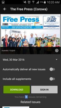 Corowa Free Press screenshot 5