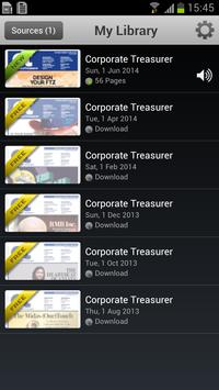 CorporateTreasurer poster
