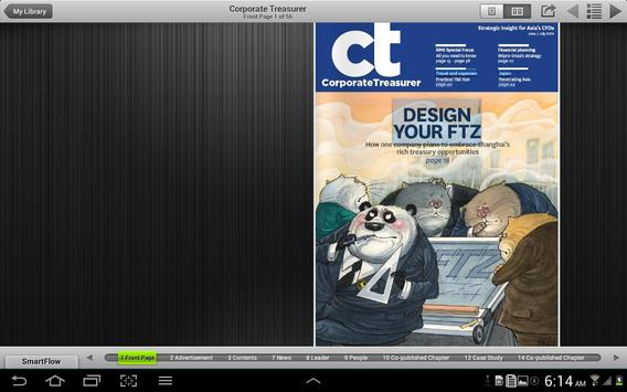 CorporateTreasurer apk screenshot