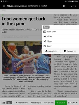 Classic Albuquerque Journal screenshot 11