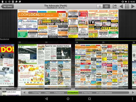 CNG ePaper apk screenshot