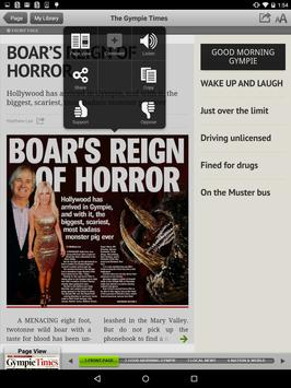 The Gympie Times apk screenshot