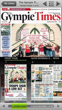 The Gympie Times poster
