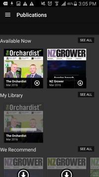 HortNZ Magazines apk screenshot