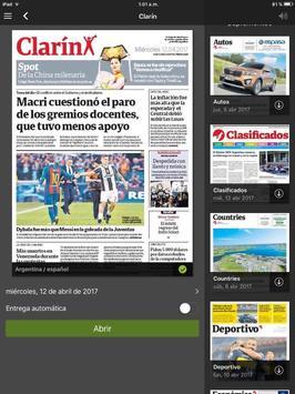 Kiosco Clarín apk screenshot