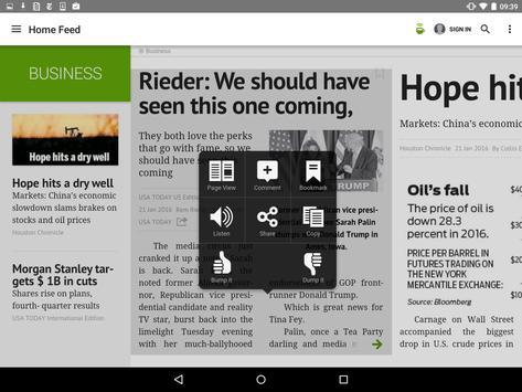 NOW Magazine apk screenshot
