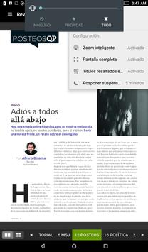 Revista Qué Pasa apk screenshot
