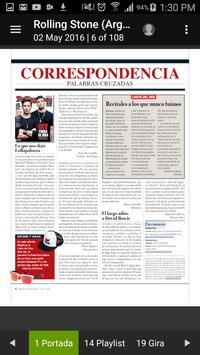 Rolling Stone Argentina apk screenshot