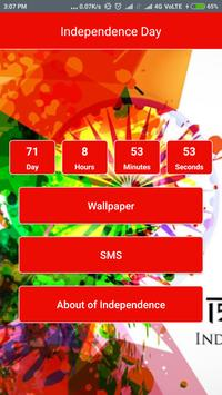 Independence Wishes SMS & Images poster