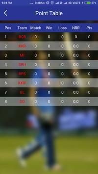 IPLeague 2017 Live Match Score screenshot 4