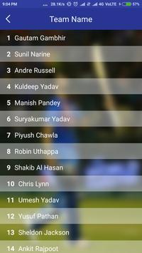 IPLeague 2017 Live Match Score screenshot 5