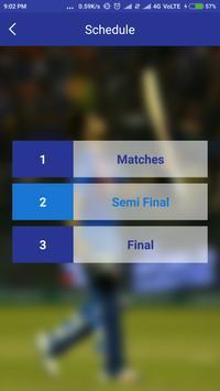 IPLeague 2017 Live Match Score screenshot 1