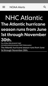 Hurricane Hub screenshot 1