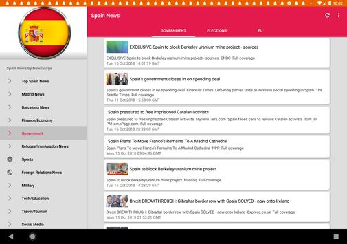 Spain News in English by NewsSurge for Android - APK Download