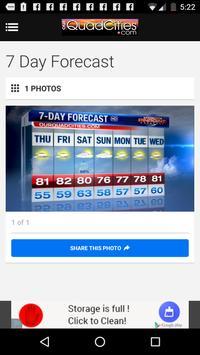 Our Quad Cities   WHBF-TV apk screenshot