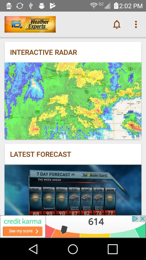 KOLR10 Weather Experts for Android - APK Download
