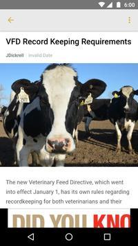 Dairy News and Markets apk screenshot