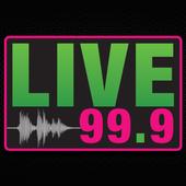 Live 99.9 иконка