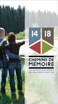 Chemins de Mémoire poster