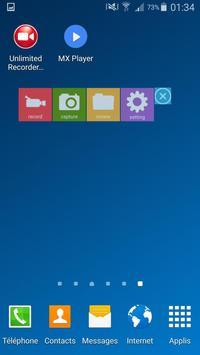 Unlimited Screen Recorder screenshot 4